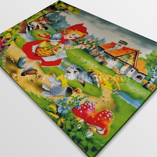 Детски килим – Червената Шапчица