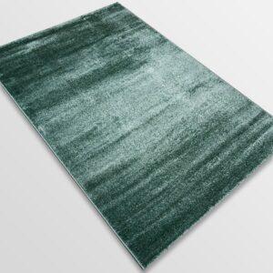 Едноцветен килим - Бела Зелен