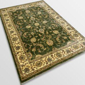 Класически килим – Корона 1803 Зелен
