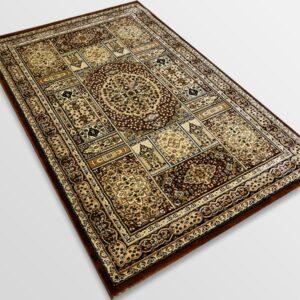 Класически килим – Корона 268 Кафяв