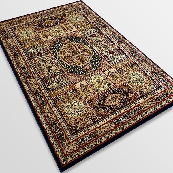 Класически килим – Корона 268 Син