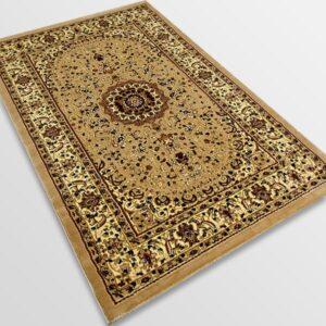 Класически килим – Корона 4306 Бежов