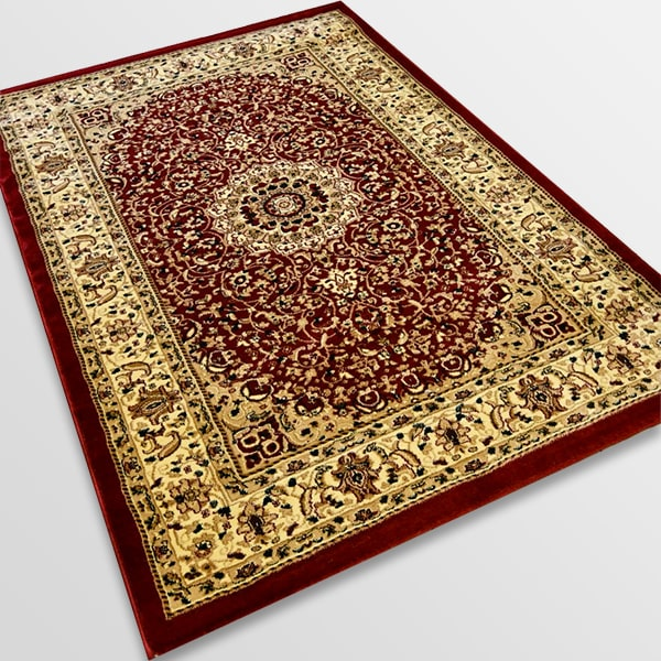 Класически килим – Корона 4306 Червен