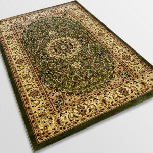 Класически килим – Корона 4306 Зелен