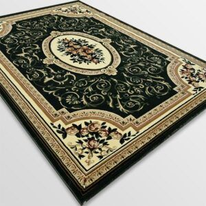 Класически килим – Корона 5261 Зелен