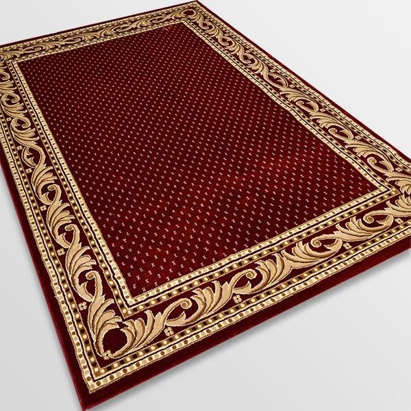 Класически килим – Корона 6181 Червен