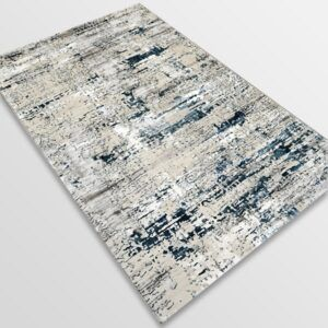 Модерен килим - Алпина 5628 Син