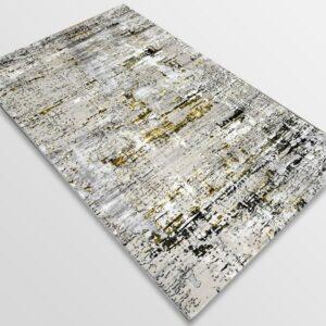 Модерен килим - Алпина 5628 Златен