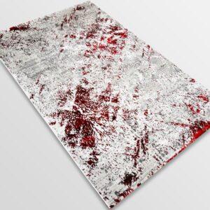 Модерен килим - Алпина 5629 Червен