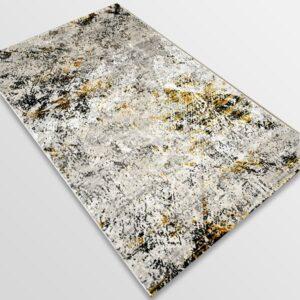 Модерен килим - Алпина 5629 Златен