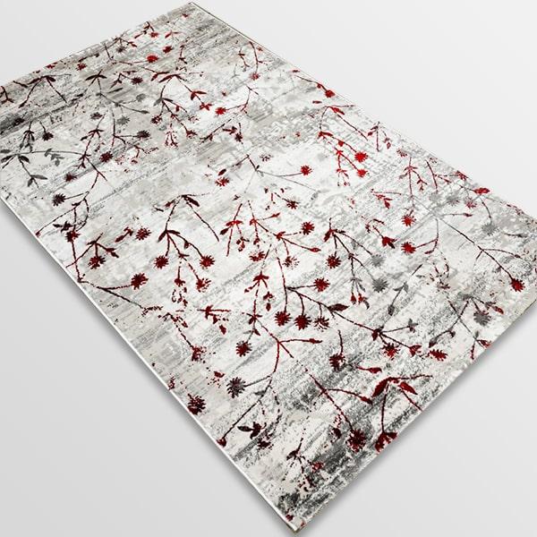 Модерен килим - Алпина 5641 Червен