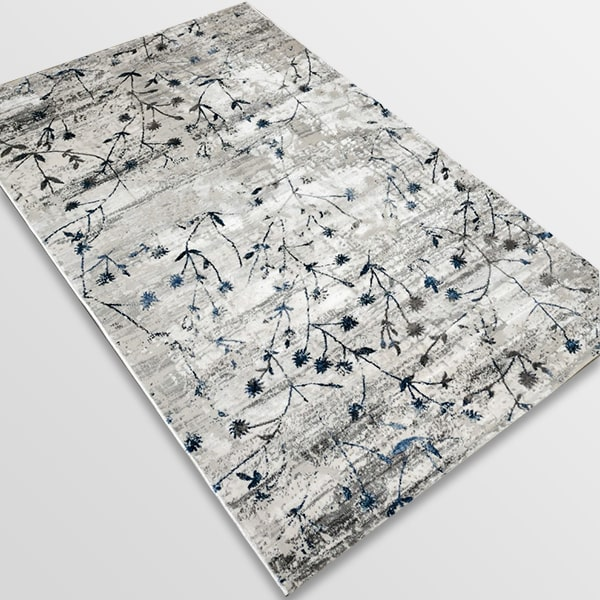 Модерен килим - Алпина 5641 Син