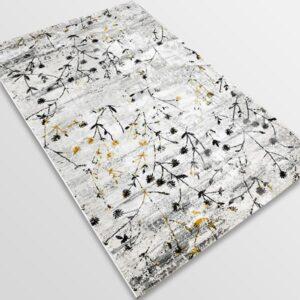 Модерен килим - Алпина 5641 Златен