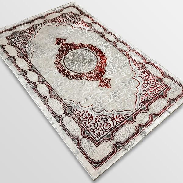 Модерен килим - Алпина 5650 Червен