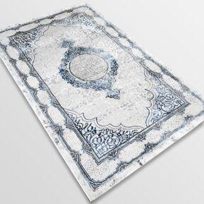 Модерен килим - Алпина 5650 Син