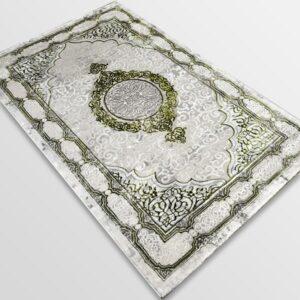 Модерен килим - Алпина 5650 Зелен