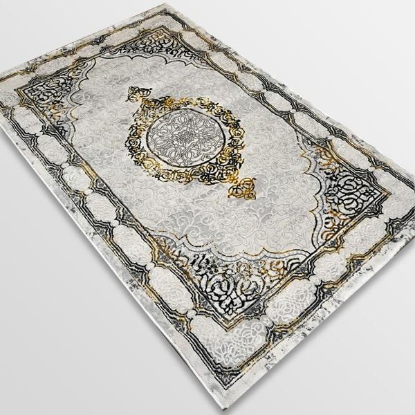 Модерен килим - Алпина 5650 Златен