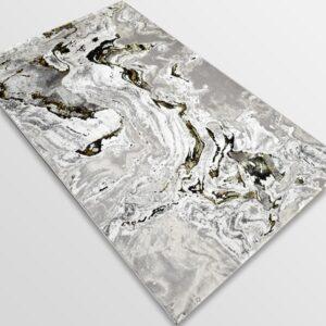 Модерен килим - Алпина 6050 Златен