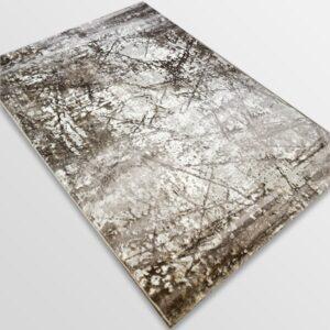 Модерен килим - Атлас 855 Тъмен Визон
