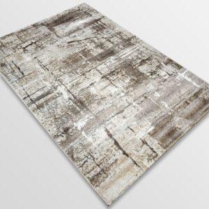 Модерен килим - Атлас 878 Тъмен Визон