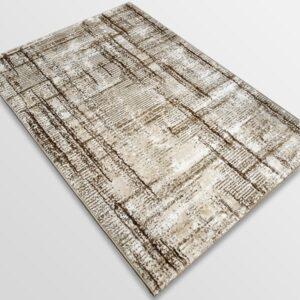Модерен килим - Атлас 892 Тъмно Кафяв
