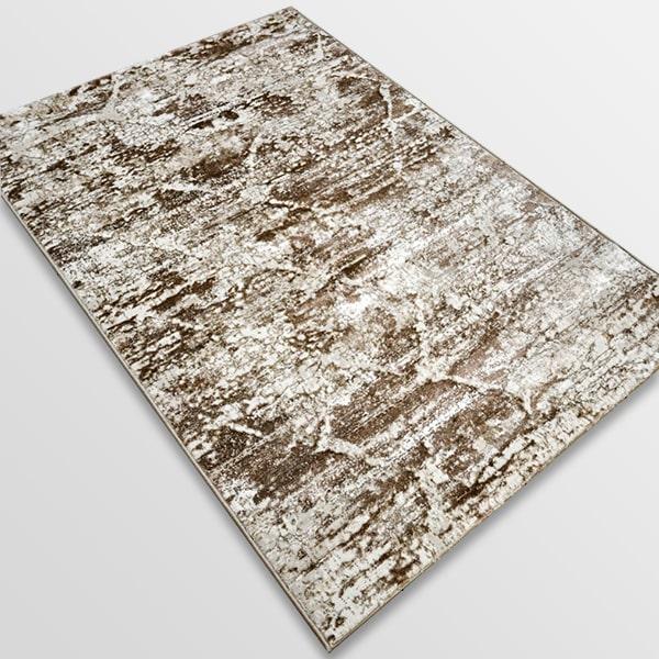 Модерен килим - Атлас 894 Тъмно Кафяв