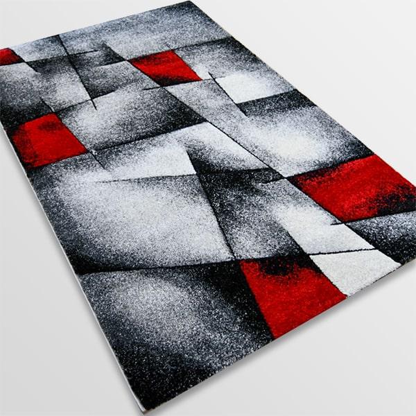 Модерен килим - Дрийм 7840 Сив