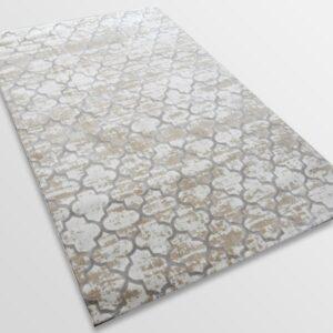 Модерен килим - Лора 7363 Крем