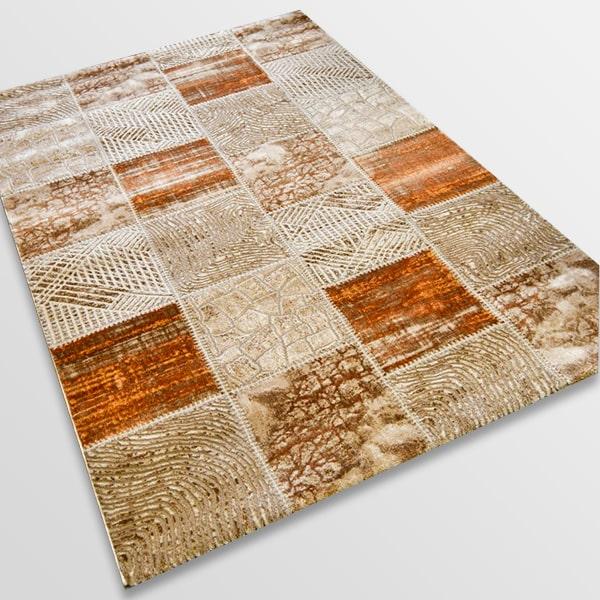 Модерен килим - Лора 7533 Брик