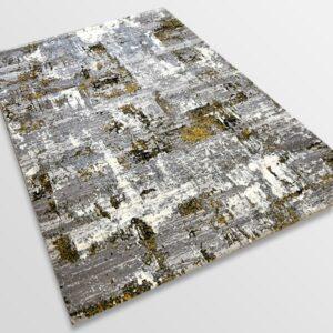 Модерен килим - Лора 7871 Сив/Бежов