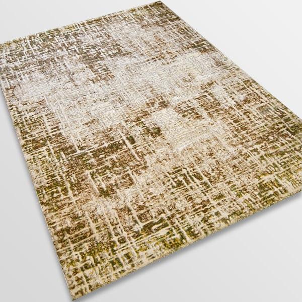 Модерен килим - Лора 8053 Зелен
