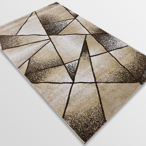 Модерен килим - Прима 17546 Бежов