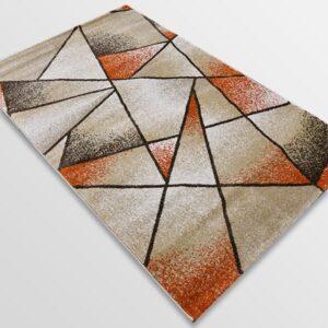 Модерен килим - Прима 17546 Брик