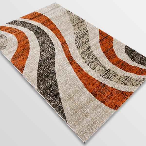 Модерен килим - Прима 7784 Брик