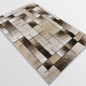 Модерен килим - Прима 7956 Бежов