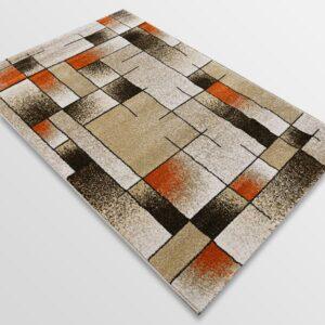Модерен килим - Прима 7956 Брик