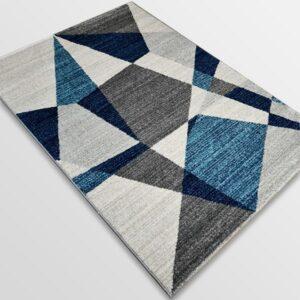 Модерен килим - Сена 1331 Син