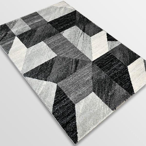 Модерен килим - Сена 1355 Сив