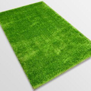 Рошав килим - Опал Шаги Зелен
