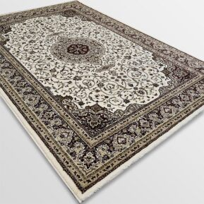 Класически килим – Класик 4176 Крем/Червен