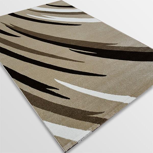 Модерен килим - Ирис 584 Бежов