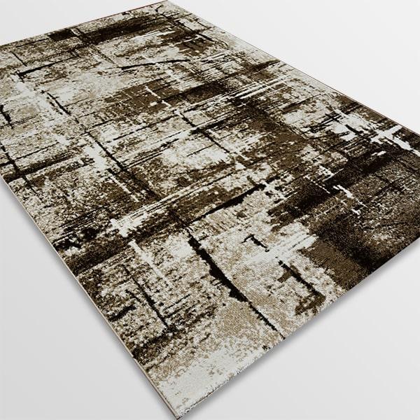Модерен килим - Ирис 595 Бежов