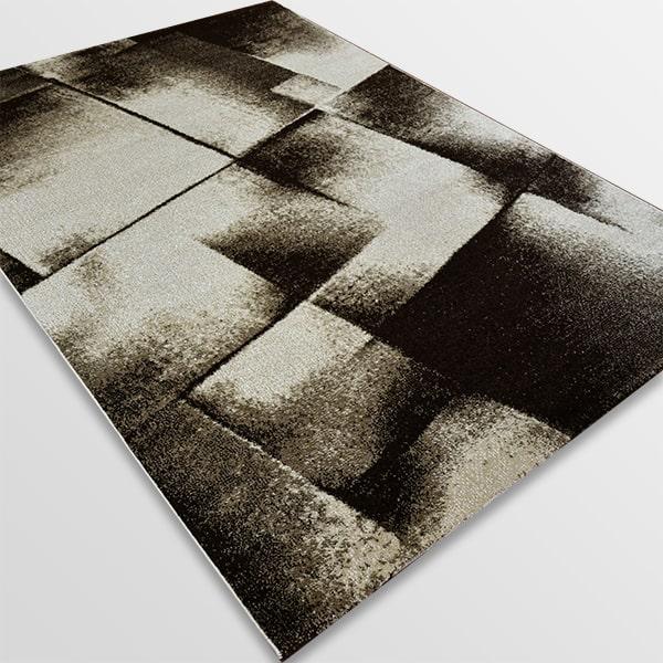Модерен килим - Ирис 596 Бежов