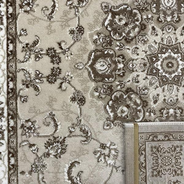 Акрилен килим - Елегант 5939 Бежов - детайл - 3
