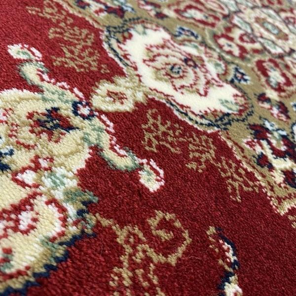Акрилен килим - Елегант 5939 Червен - детайл - 2