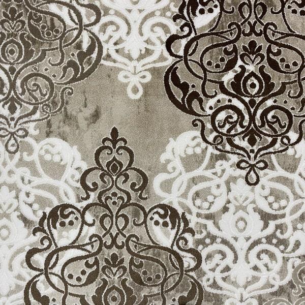 Акрилен килим - Елегант 9078 Кафяв - детайл - 1