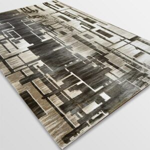 Акрилен килим - Вега 2219 Кафяв