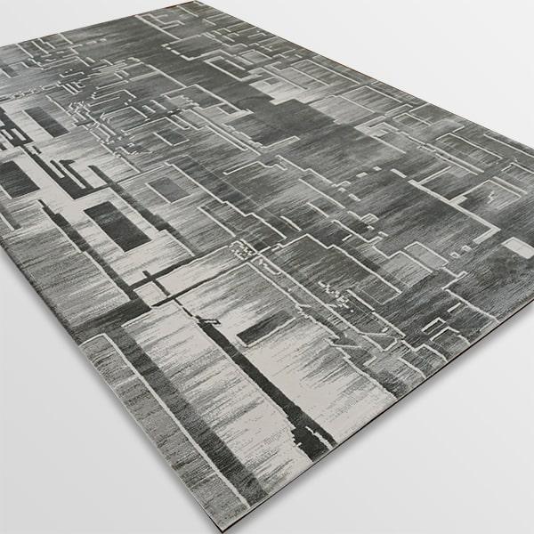 Акрилен килим - Вега 2219 Сив
