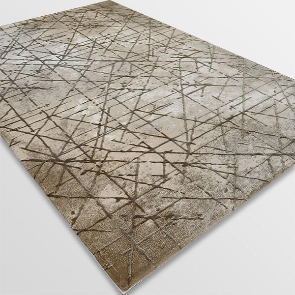 Акрилен килим - Вега 3949 Бежов