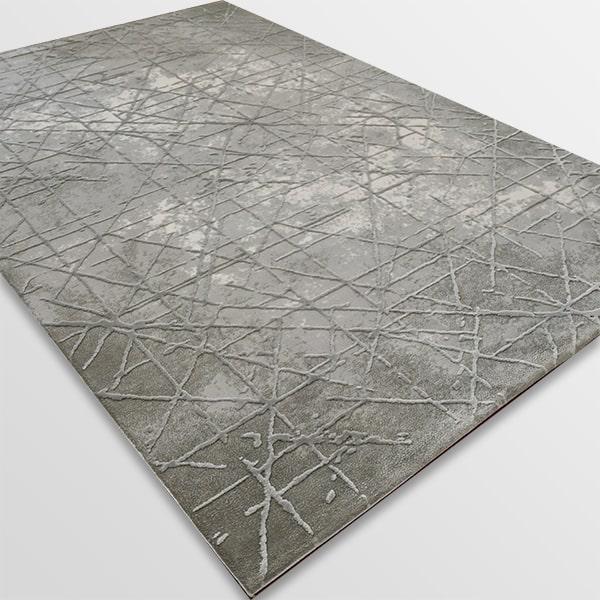 Акрилен килим - Вега 3949 Сив